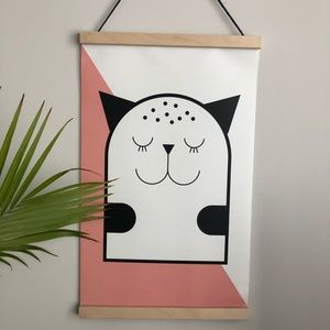Other - Kitty 🐱 wall art 🖼